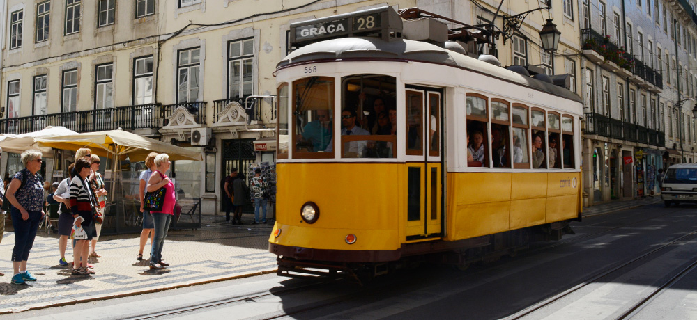 Get to know Lisbon