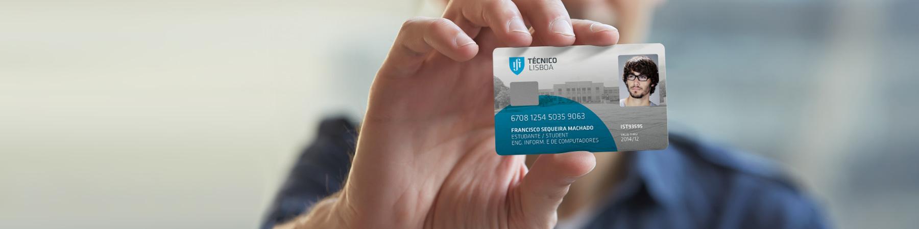Técnico Identity Card