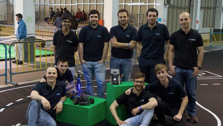 Alunos do Técnico em destaque no Festival Nacional de Robótica 2016