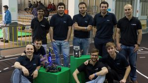 Técnico students highlighted at 2016 Portuguese Robotics Open