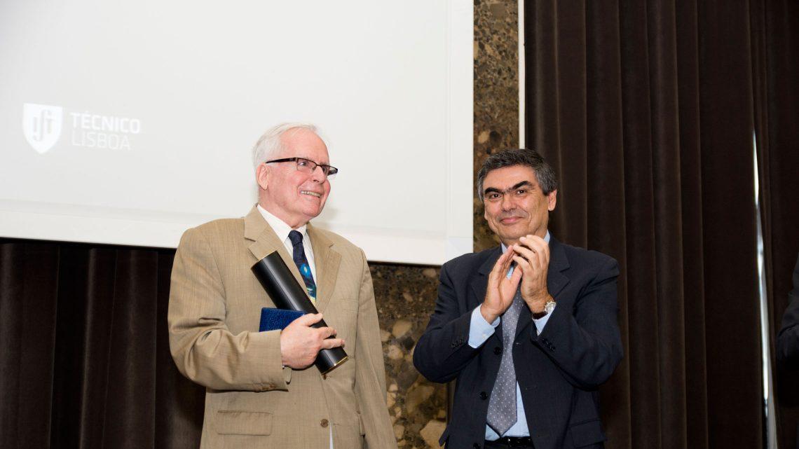 Jorge Calado wins Universidade de Lisboa Award 2016