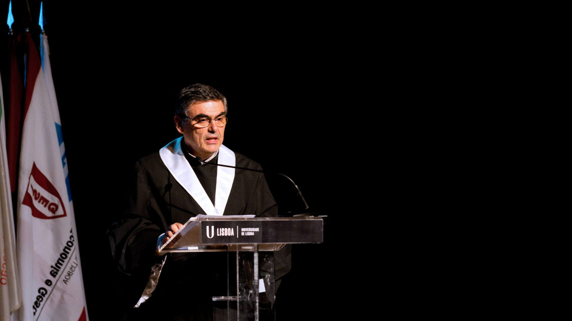Abertura do Ano Académico 2016-2017 ULisboa