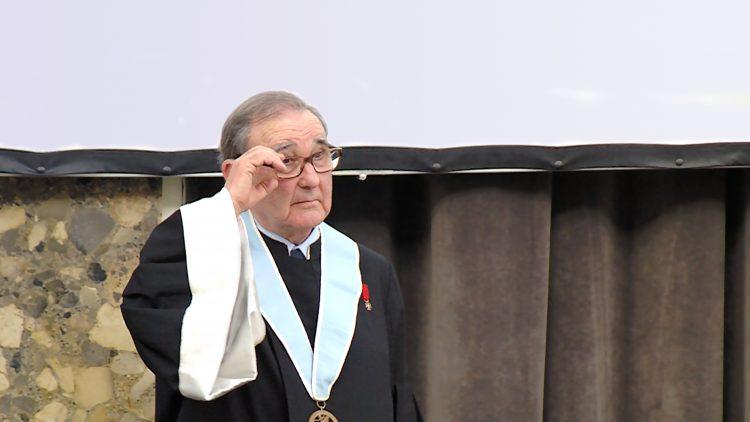 Atribuição da Insígnia de Professor Emérito da ULisboa a Ricardo Bayão Horta