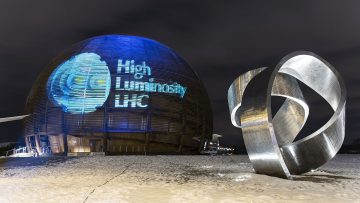 High Luminosity LHC project