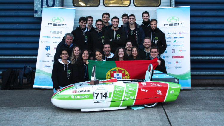 PSEM vence Siemens Engineering and Design Award em Inglaterra