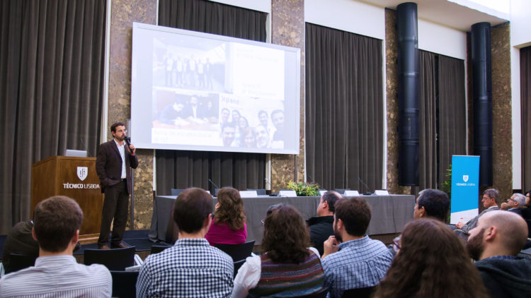 """We celebrate students' entrepreneurial spirit at Técnico"""