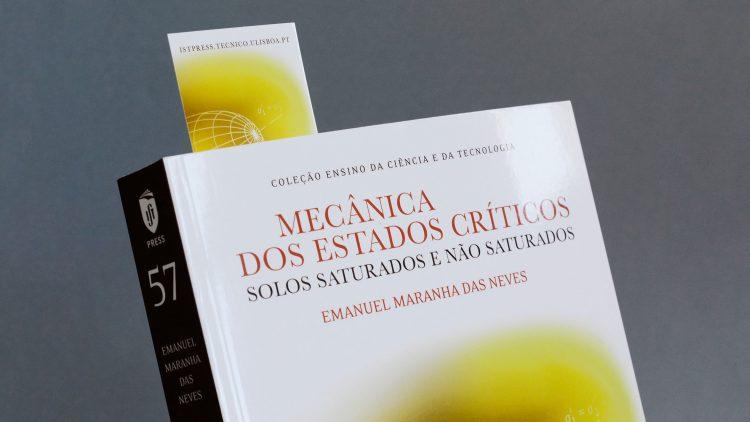 """Book launch """"Mecânica dos Estados Críticos: Solos Saturados e Não Saturados"""""""