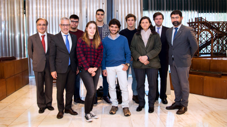 Nine scholarships were awarded within the collaboration with SINDCOM