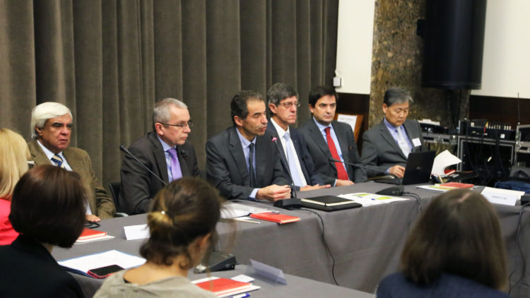 International Atomic Energy Agency meets at Técnico