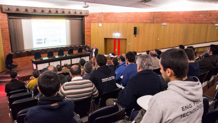 """Richard van de Sanden no Técnico para debater """"energia fundamental"""""""