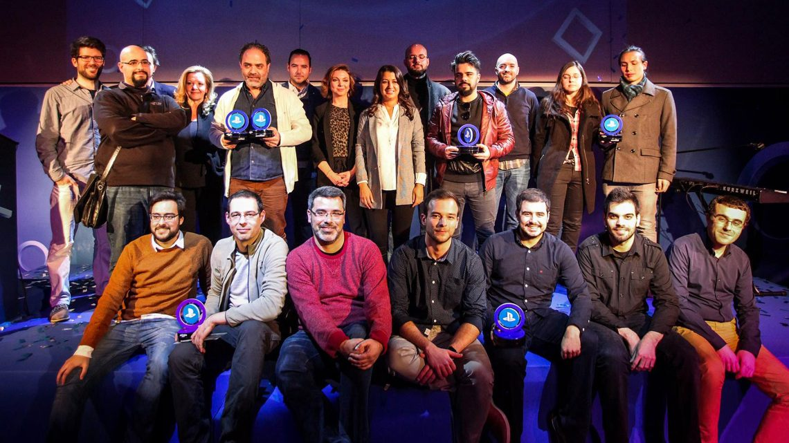 """Game created by Técnico students wins PlayStation Award in the category of """"Best Art"""""""