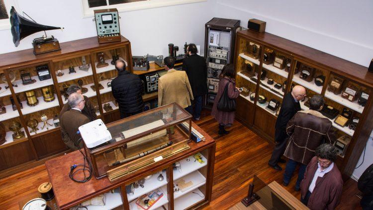 Inauguração do Museu Faraday no Técnico