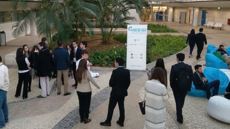 """Business Booster and Lisbon Case Study Competition"" organizado com sucesso pelo NEEGI"