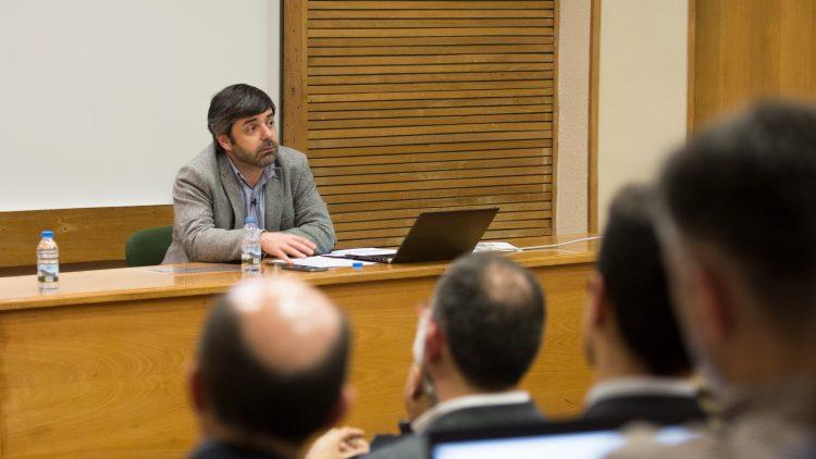 CIO do ano marcou presença no fórum de discussão de informática do Técnico