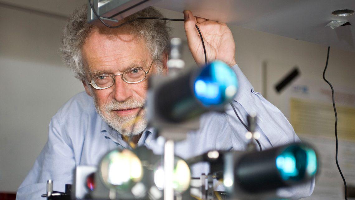 Colóquio de Física da Informação – Anton Zeilinger