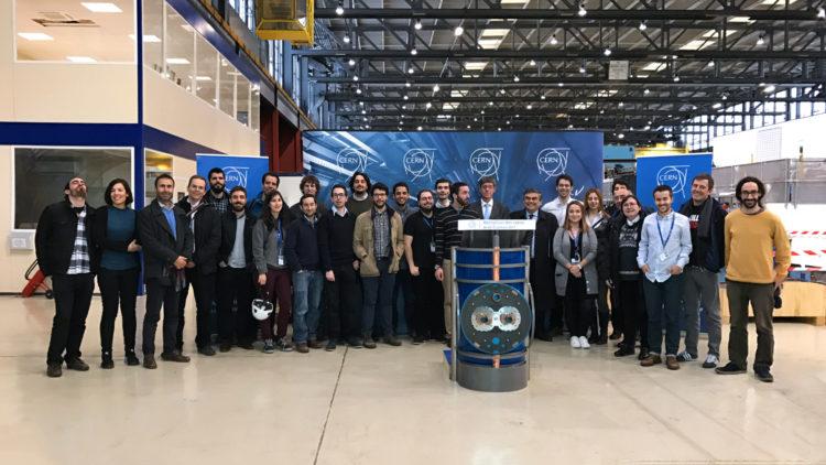 LIP promotes visit to CERN