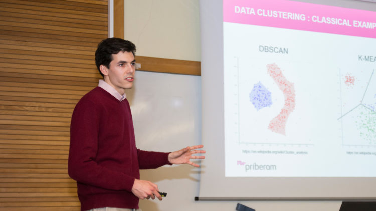 Priberam Machine Learning Lunch Seminar focused on SUMMA