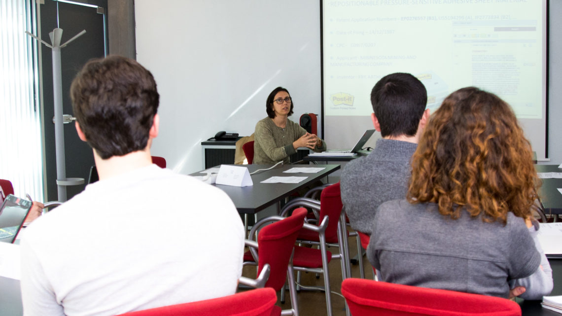 Workshop debate a Propriedade Intelectual e inovações na àrea