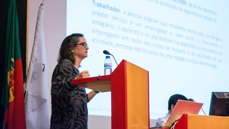 Comunidade do Técnico sensibilizada com a temática da Segurança e Saúde no Trabalho