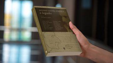 """Lançamento do livro """"António Gouvêa Portela, o Legado"""""""