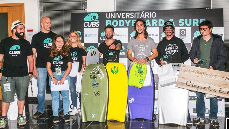 Técnico sagra-se Bicampeão Universitário de Bodyboard & Surf