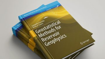 "Book launch ""Geostatistical Methods for Reservoir Geophysics"""