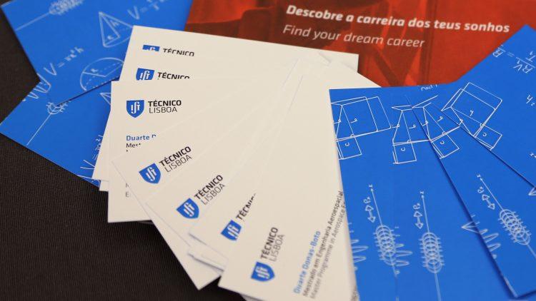 Mais de 300 finalistas já têm um Técnico Business Card