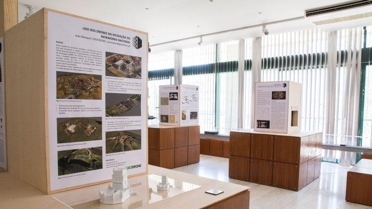 """Exposição """"Documentação e Representação Digital de Bens Culturais"""""""