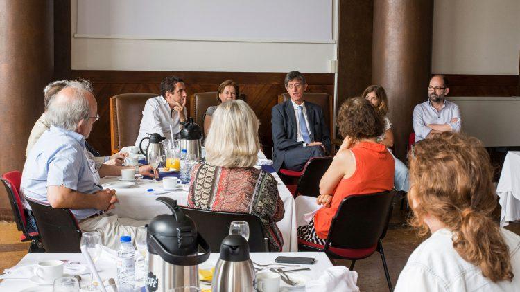 Iniciativa do Conselho Científico promove o debate aberto entre professores, investigadores e direção do Técnico
