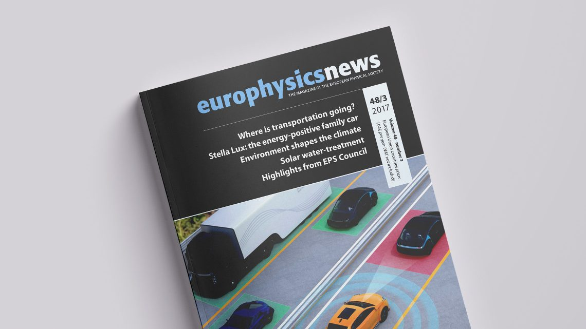 Article by Técnico professors published in Europhysics News