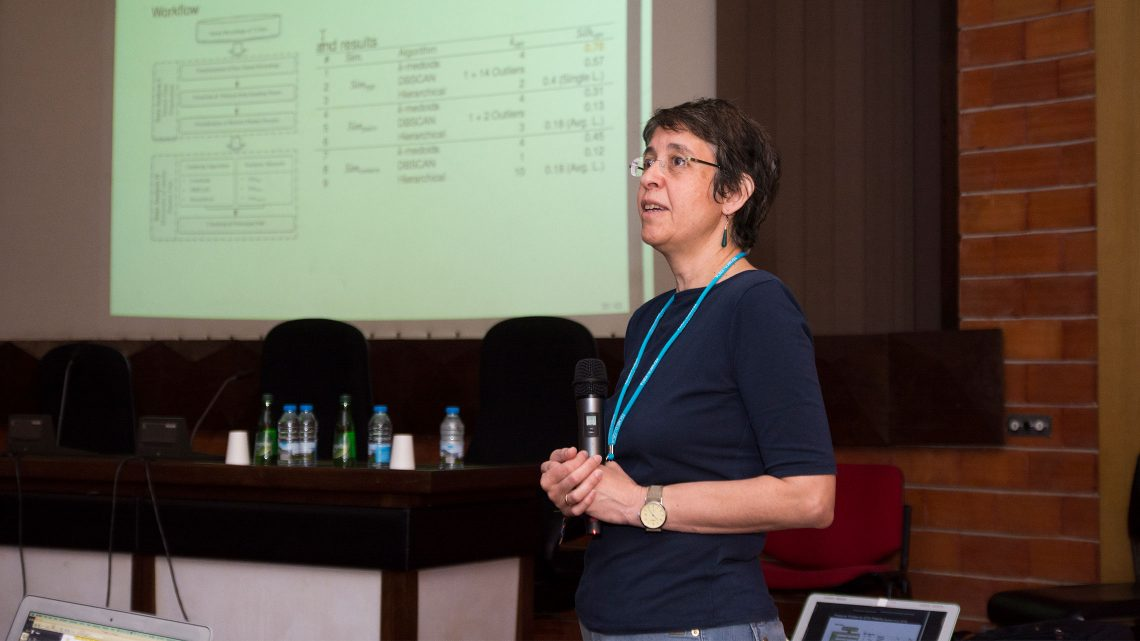 Técnico hosts a conference on Data Science, Statistics & Visualization