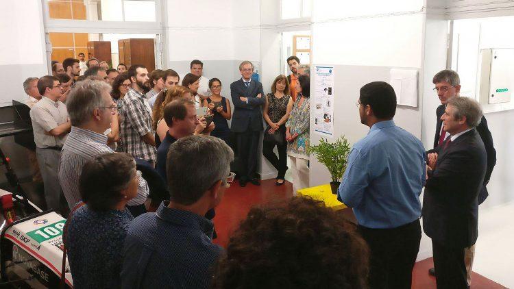 Inaugurado Laboratório de Materiais Compósitos do Técnico