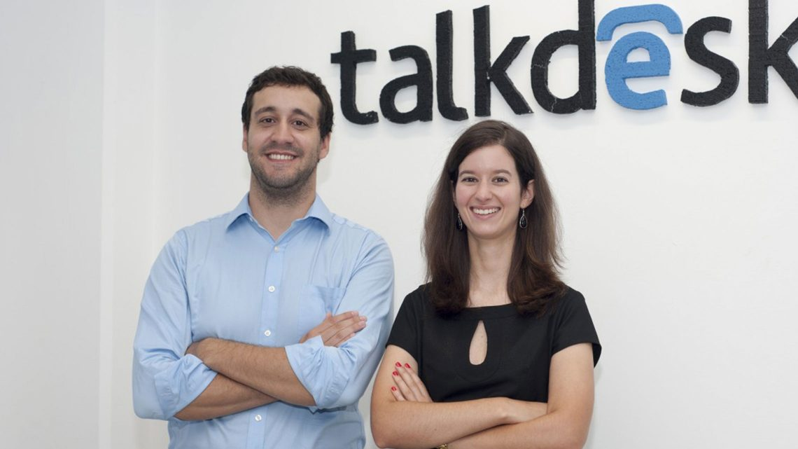 Talkdesk is named to the Forbes 2017 Cloud 100 list
