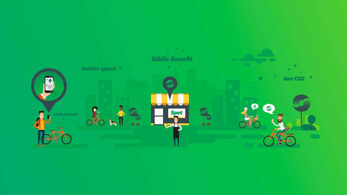 Biklio app officially launched during the European Mobility Week