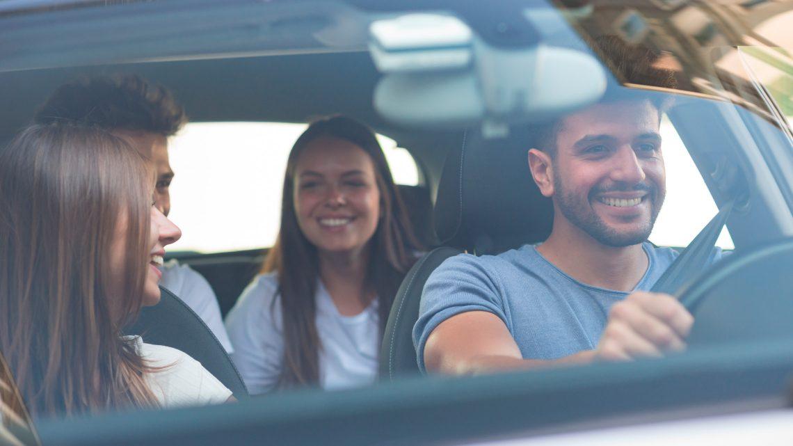 Plataforma de boleias (Carpooling) exclusiva do Técnico