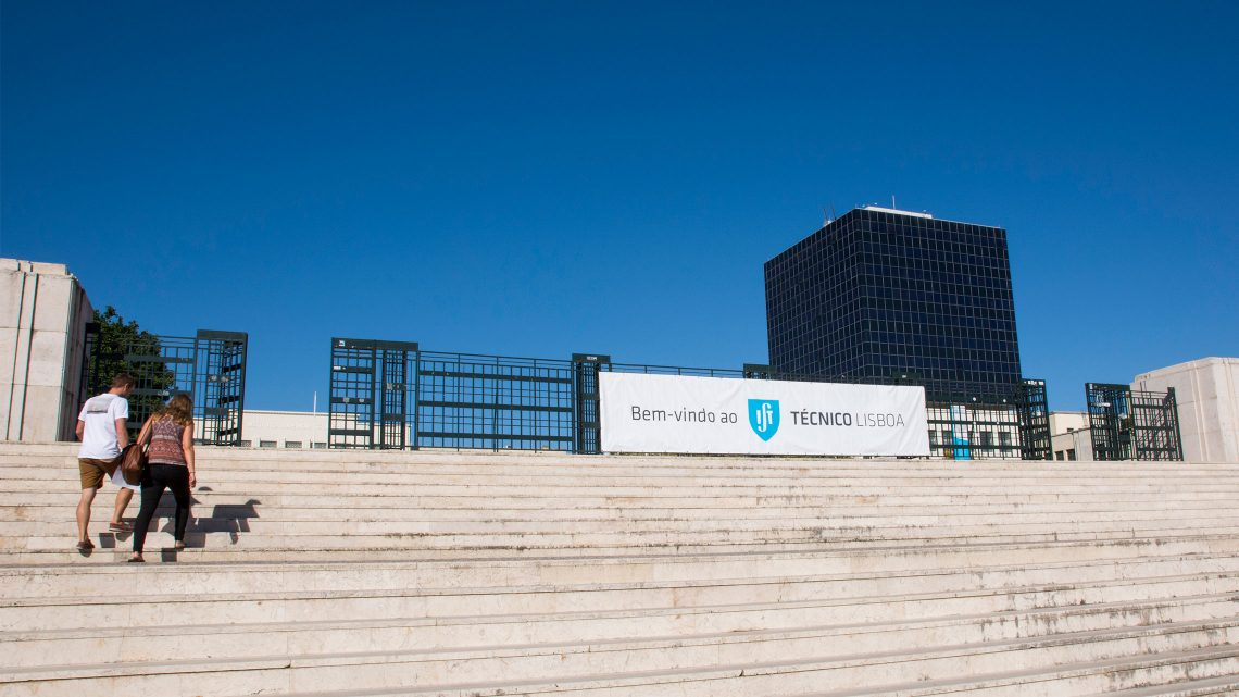 Técnico ranks once again in the top-3 universities with the highest average admission grades