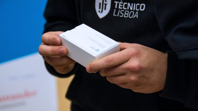 Técnico Business Cards – 3rd Edition