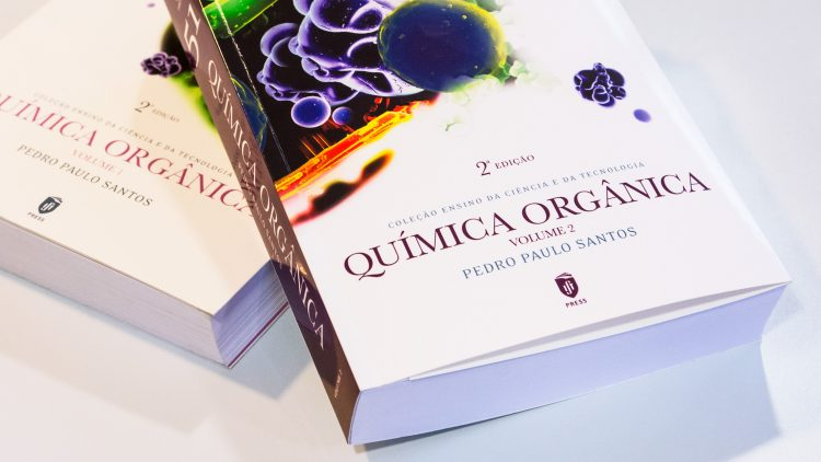 "Book ""Química Orgânica. Volume 2"" (2nd edition) – IST Press"
