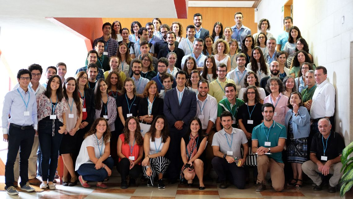 About one hundred Biological Engineering alumni met at Técnico