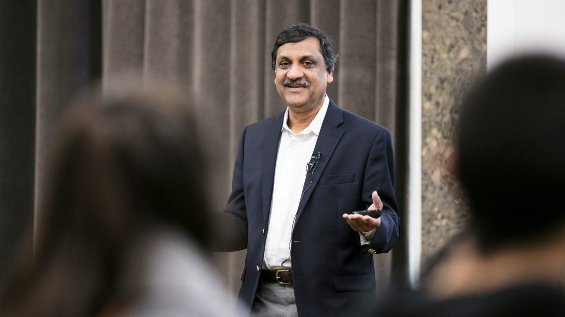 Anant Agarwal is reinventing education