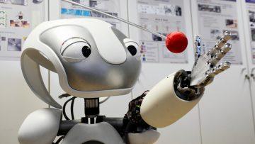 "Conferência ""Inteligência Artificial, Robótica e Tecnologia"""