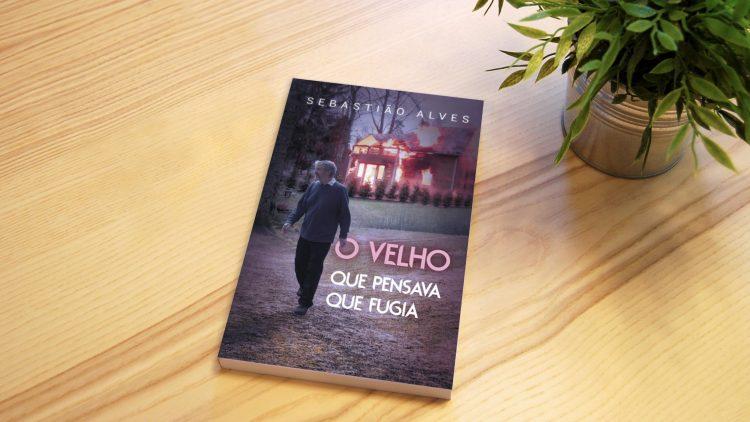 """Book launch """"O velho que pensava que fugia"""""""