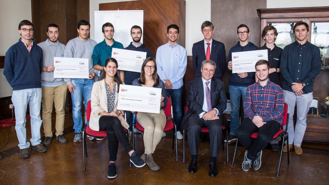 Prémios BPI apoiam projetos dos Núcleos de Estudantes para este ano letivo
