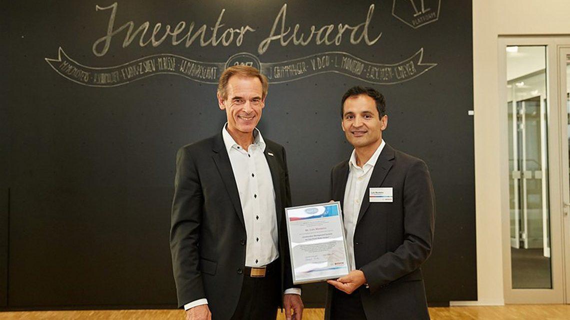 Técnico alumnus among Bosch Top 10 inventors