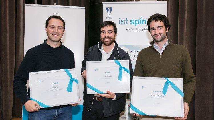 Mais três empresas aderem à comunidade IST Spin-Off
