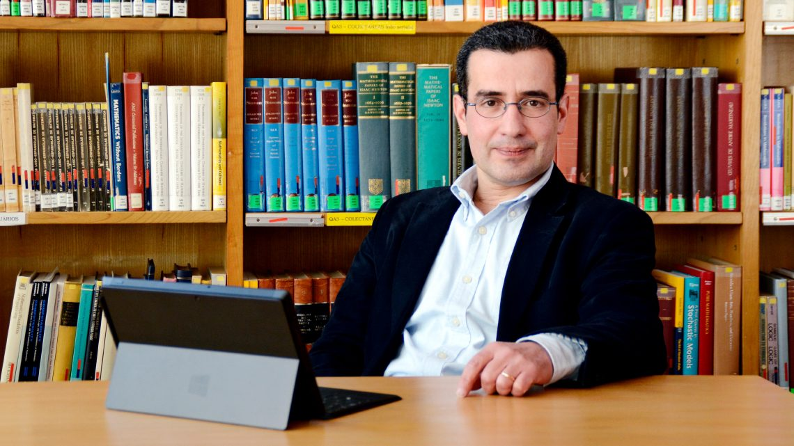 Professor Francisco Lima is the new president of Statistics Portugal