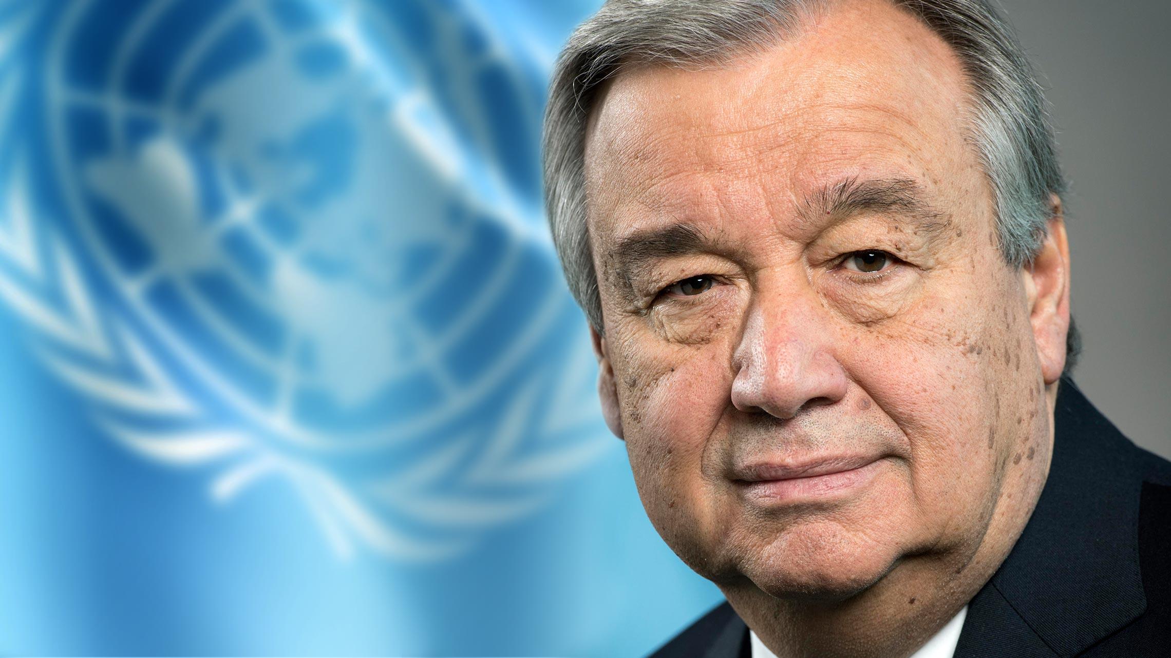 """Universidade de Lisboa vai distinguir António Guterres com grau de doutor """"honoris causa"""""""