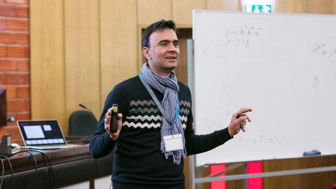 Mathematics winter school focused on quantum cryptography