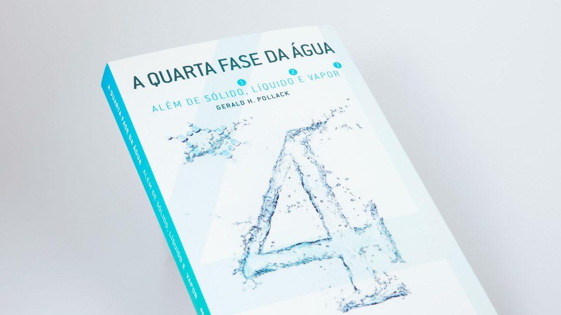 "IST Press edita o livro ""A Quarta fase da Água"""