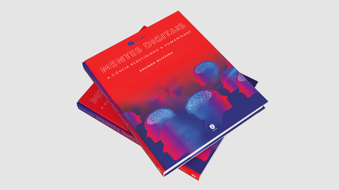 """Livro """"Mentes Digitais"""" – 2.ª Edição"""